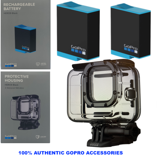 Official GoPro Accessory Rechargeable Battery HERO9 Black